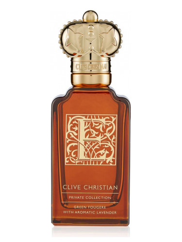 Clive Christia E for Women Green Fougere With Aromatic Lavender